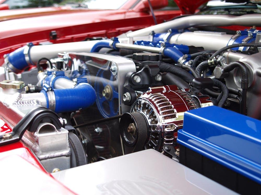 onderdelen voor de auto